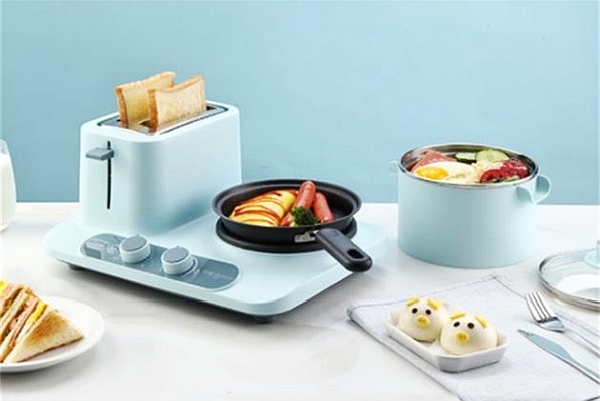 多功能早餐机是不是你的菜?