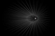 """地球可能被暗物质""""毛发""""环绕:根部最密集"""