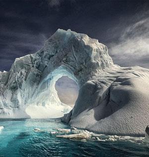南极零下90°C动人心魄之美