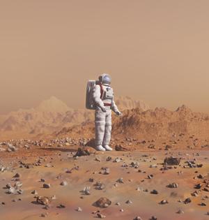 火星救援:看地球人如何火星生存