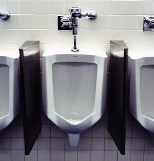 新型便池垫:可减少尿液喷溅