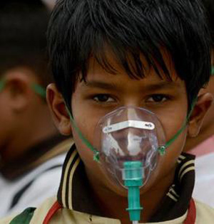 空气污染或导致肥胖和糖尿病