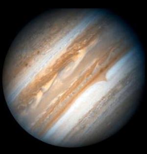 土星木星内核由原始碎石聚集而成