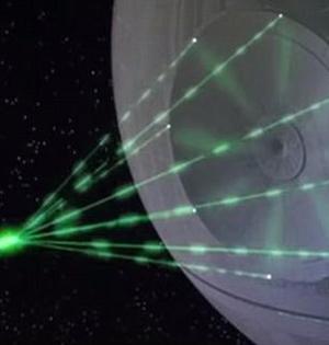 星球大战不科学!激光炮是最大错误