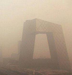 NASA:燃煤是中国严重雾霾祸首