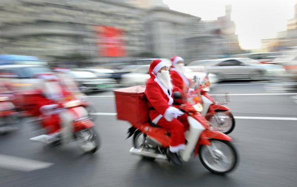 通过谷歌的追踪工具 你可以知道圣诞老人在哪