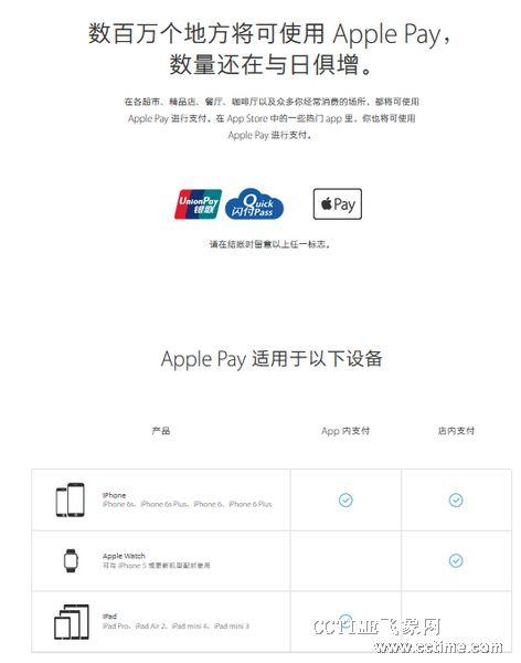 Apple Pay与15家银行合作 或农历新年前上线