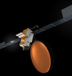空中客车将合作建新全电子航天器