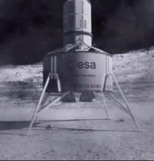 """3D打印""""月球村""""推进人类登陆火星"""
