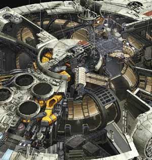 星球大战7里的机械结构大揭秘