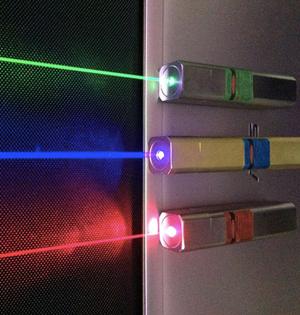 星球大战里的激光剑是激光做的?