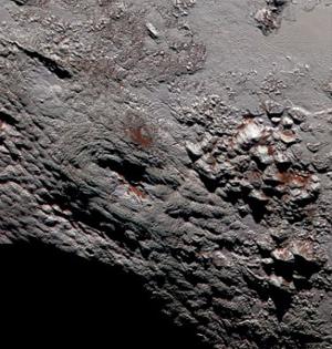 冥王星低温火山直径大创系外纪录