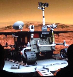 中国火星探测正立项:模拟影片惊艳