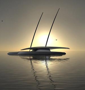 世界首艘无人驾驶船或2020年服役