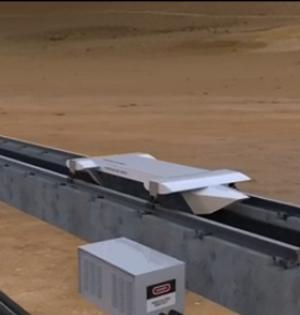 超级高铁今年开建测试轨道