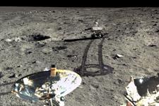 """""""嫦娥""""探月数据公布:高清真彩色月面图像首公开"""