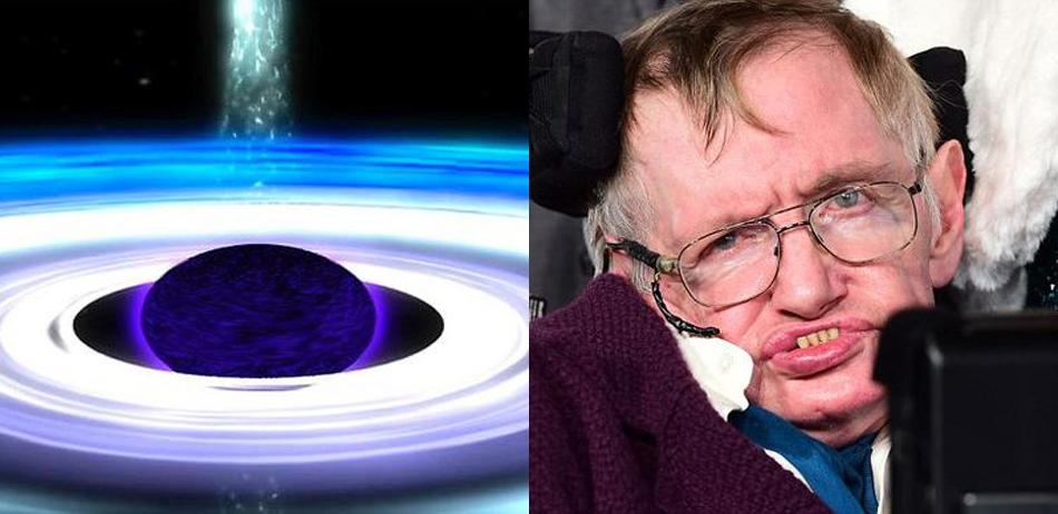 霍金称微型黑洞将负担全球电力:质量相当一座山