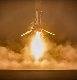 SpaceX将对猎鹰9号火箭做修改