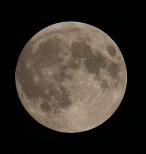 月亮位置影响地球降雨