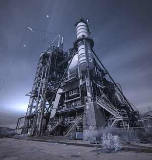 NASA绝密野外实验室已今非昔比