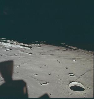 NASA首曝光1969年月球背面录音