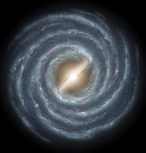 银河系中心γ射线信号从何而来?