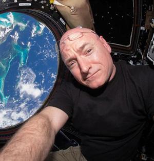 美国航天员生活:每天看16次日出