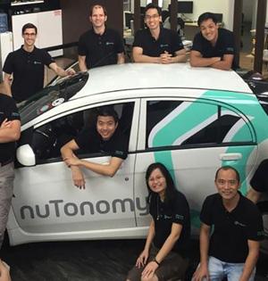无人驾驶出租车在新加坡通过测试
