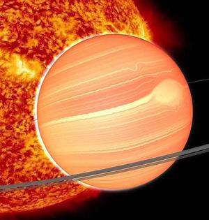 大熊座现奇特系外行星:轨道似彗星