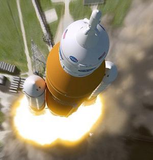 NASA完成太空发射系统液氧箱焊接