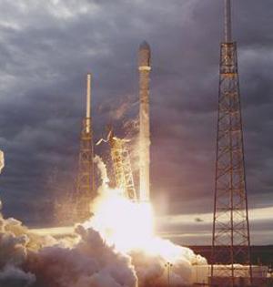 SpaceX海上回收:火星旅行不遥远
