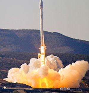 SpaceX首次获得美国空军订单