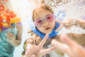 炎炎夏日拥抱大海 水下摄影技巧相机推荐