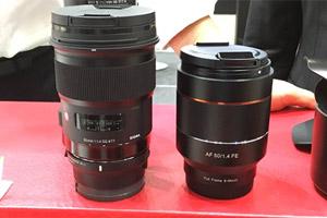 三阳50mm f/1.4 FE自动对焦镜头实拍及上手体验