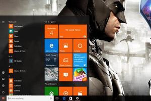 被指糟糕!Windows 10或不启用新开始菜单