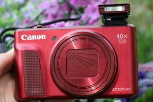 远近景物尽在掌握 佳能SX720 HS数码相机评测