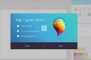 Windows 10新惊喜:经典画图大变脸