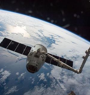 SpaceX龙飞船将从空间站返回地球