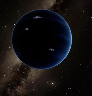 太阳系第九行星存在与否仍是迷