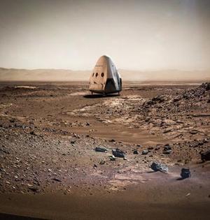 SpaceX火星任务遇阻:NASA相助