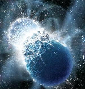 金银首饰从哪来?中子星碰撞产物