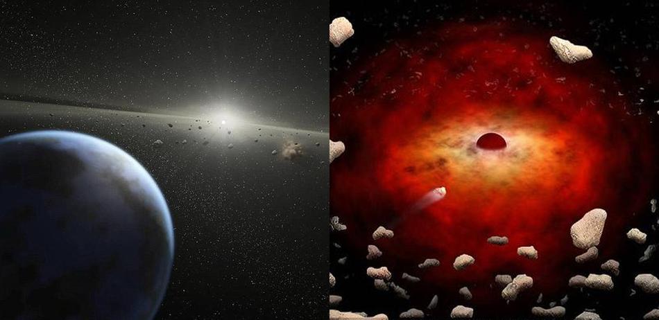 小行星毁灭地球?没想象中那么危险 比地球岩石脆多了