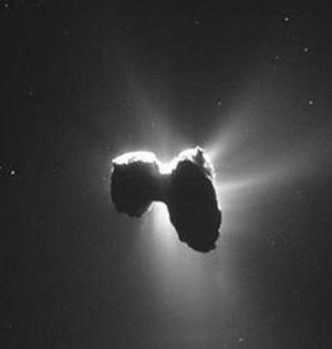 罗塞塔彗星发现氨基酸等生命基石