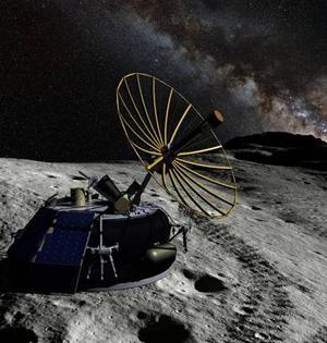 美政府或将批准私企登陆月球项目