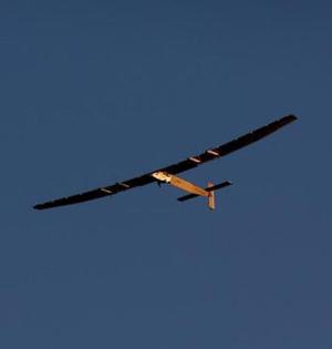 阳光动力2号成功横跨大西洋