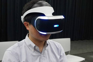 PS VR中国发布时间确认 7月28日公布