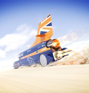 寻血猎犬超音速汽车明年开跑