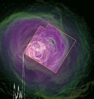 日本解体X射线卫星发回最后数据