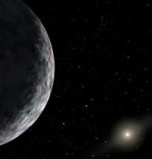 """冥王星有了轨道超长""""新伙伴"""""""