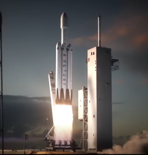 马斯克:SpaceX拟一次回收3枚火箭